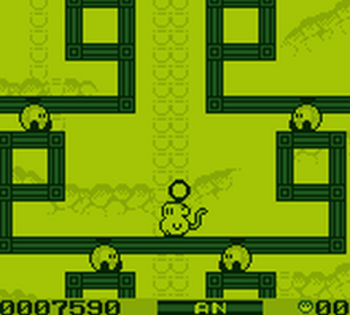 Spanky's Quest (Gameboy) - 06