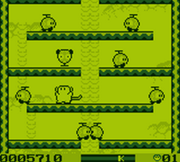 Spanky's Quest (Gameboy) - 09