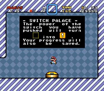 Super Mario World (SNES) - 006