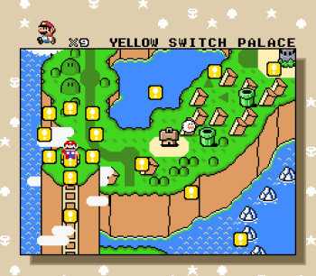 Super Mario World (SNES) - 007