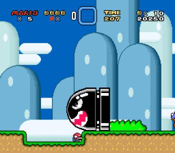Super Mario World (SNES) - 011