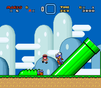 Super Mario World (SNES) - 012