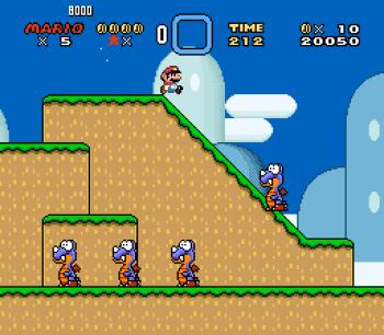 Super Mario World (SNES) - 013