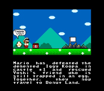 Super Mario World (SNES) - 025