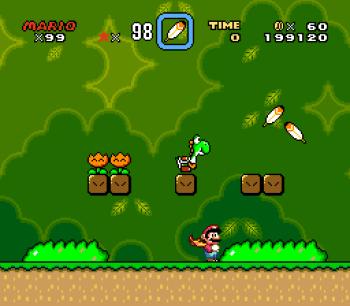 Super Mario World (SNES) - 031
