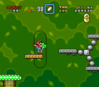 Super Mario World (SNES) - 032