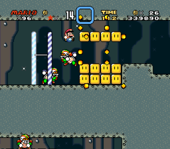 Super Mario World (SNES) - 044