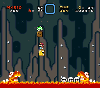 Super Mario World (SNES) - 048