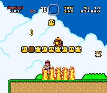 Super Mario World (SNES) - 062