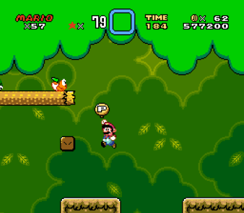 Super Mario World (SNES) - 076