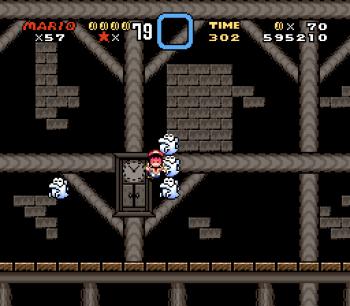Super Mario World (SNES) - 079