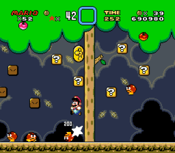 Super Mario World (SNES) - 083