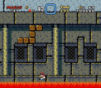 Super Mario World (SNES) - 086