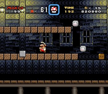 Super Mario World (SNES) - 099