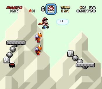 Super Mario World (SNES) - 102