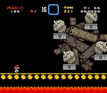 Super Mario World (SNES) - 110