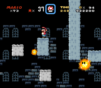 Super Mario World (SNES) - 119