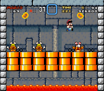 Super Mario World (SNES) - 120