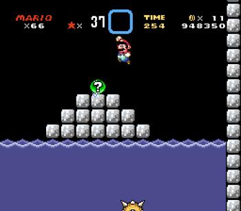 Super Mario World (SNES) - 128