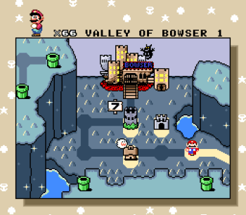 Super Mario World (SNES) - 131