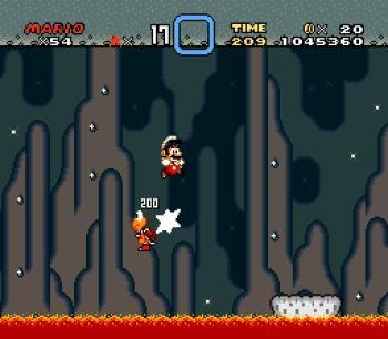 Super Mario World (SNES) - 139
