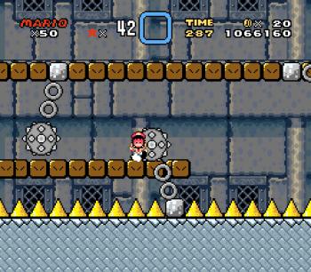 Super Mario World (SNES) - 140