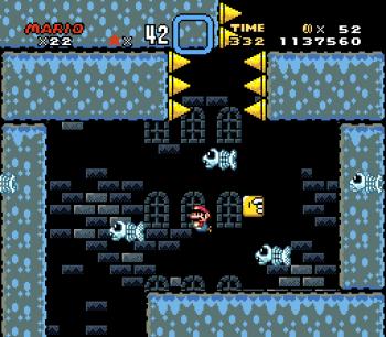 Super Mario World (SNES) - 154