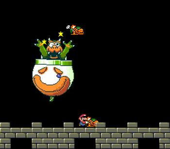 Super Mario World (SNES) - 161