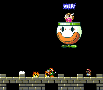 Super Mario World (SNES) - 164