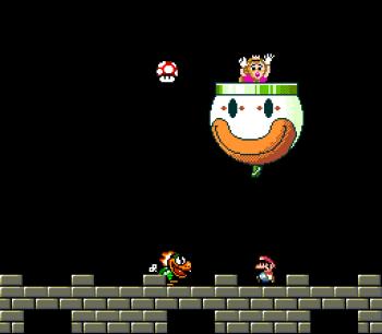 Super Mario World (SNES) - 165