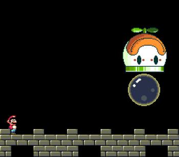 Super Mario World (SNES) - 166