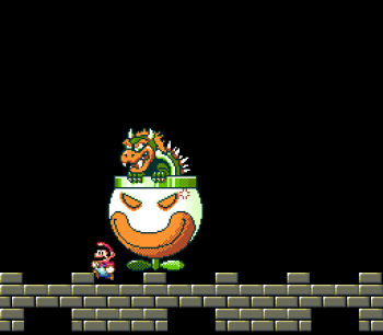 Super Mario World (SNES) - 168