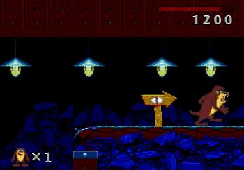 Taz-Mania (Genesis) - 58