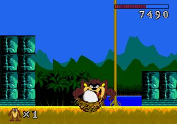 Taz-Mania (Genesis) - 80
