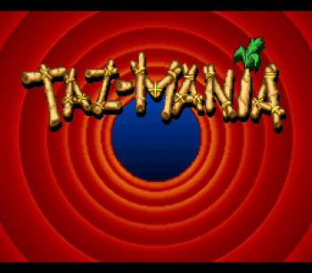 Taz-Mania (SNES) - 01