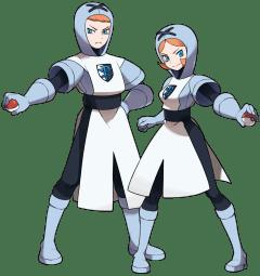 Team Plasma Grunts