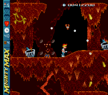 The Adventures of Mighty Max (Genesis) - 16