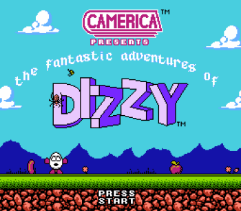 The Fantastic Adventures of Dizzy (NES) - 01