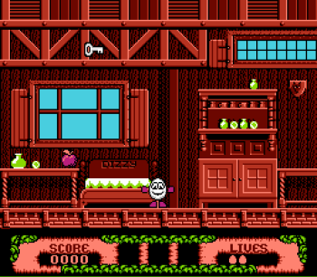 The Fantastic Adventures of Dizzy (NES) - 03