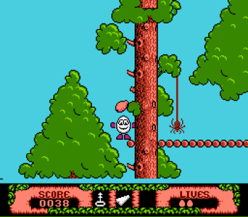The Fantastic Adventures of Dizzy (NES) - 07