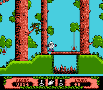The Fantastic Adventures of Dizzy (NES) - 08