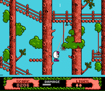 The Fantastic Adventures of Dizzy (NES) - 10