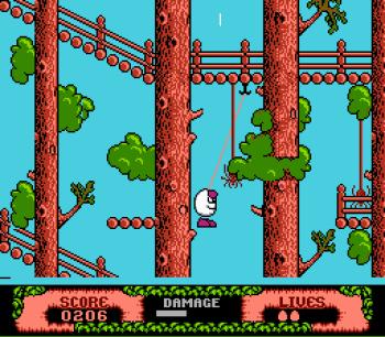 The Fantastic Adventures of Dizzy (NES) - 10