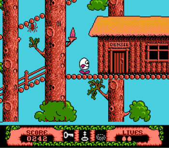 The Fantastic Adventures of Dizzy (NES) - 11
