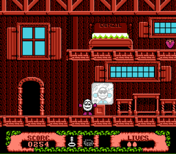 The Fantastic Adventures of Dizzy (NES) - 12