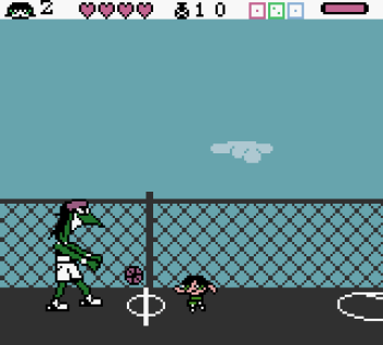 The Powerpuff Girls - Paint the Townsville Green (Gameboy Color) - 12