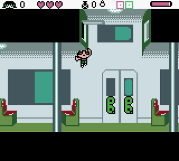 The Powerpuff Girls - Paint the Townsville Green (Gameboy Color) - 20