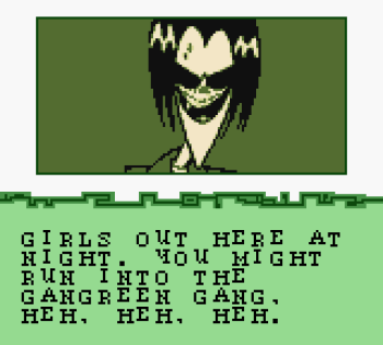 The Powerpuff Girls - Paint the Townsville Green (Gameboy Color) - 25