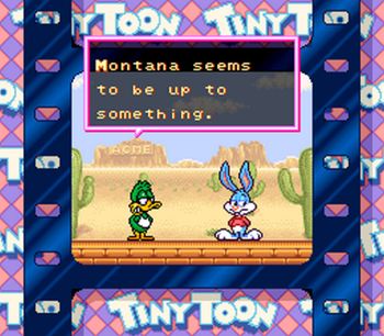 Tiny Toon Adventures - Buster Busts Loose! (SNES) - 19