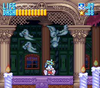 Tiny Toon Adventures - Buster Busts Loose! (SNES) - 46